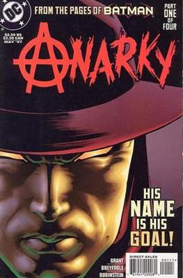 Anarky Vol. 1 #1