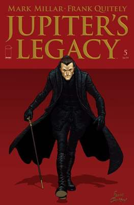 Jupiter's Legacy (Comic-book) #5