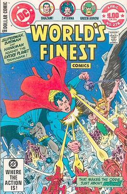 World's Finest Comics (1941-1986) #278