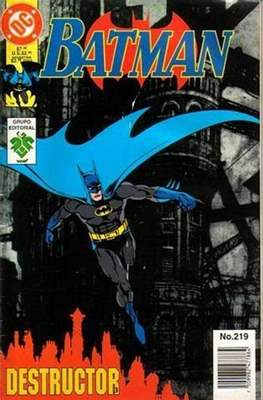 Batman Vol. 1 (Grapa. 1987-2002) #219