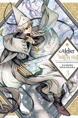 Atelier of Witch Hat - El atelier de sombreros de mago (Rústica con sobrecubierta) #3