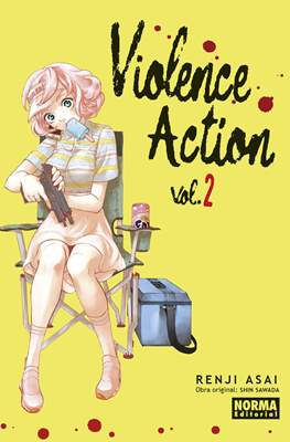 Violence Action (Rústica) #2