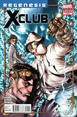 X-Club (Comic Book) #1