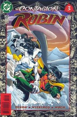 Robin Vol. 4 (1993-2009) (Grapa) #27