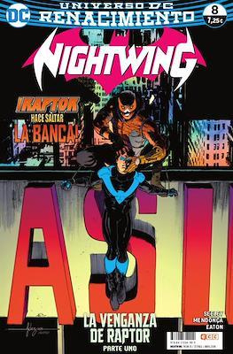 Nightwing. Renacimiento (Rústica) #8
