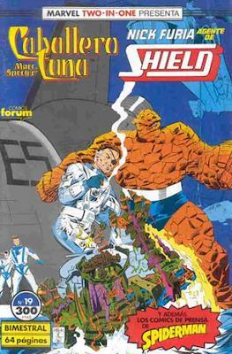 Caballero Luna Vol.1 (1990-1991) (Grapa.32-64 páginas..) #19