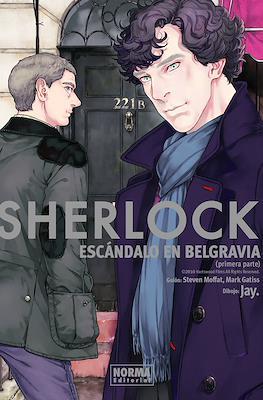 Sherlock (Rústica con sobrecubierta) #4