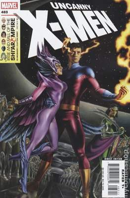 The Uncanny X-Men (1963-2011) (Comic-Book) #483
