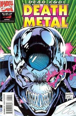 Death Metal (Comic Book) #4