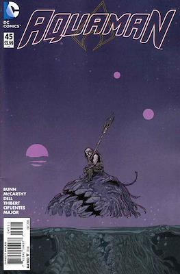 Aquaman Vol. 7 (2011-2016) (Comic-book) #45