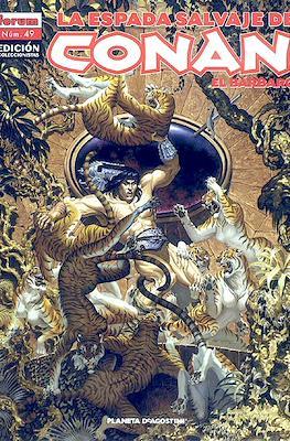 La Espada Salvaje de Conan el Bárbaro. Edición coleccionistas (Rústica 64 pp) #49