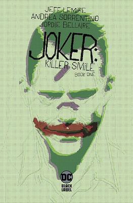 Joker: Killer Smile (Comic Book) #1