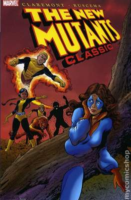 The New Mutants Classics (Softcover 224-280 pp) #2