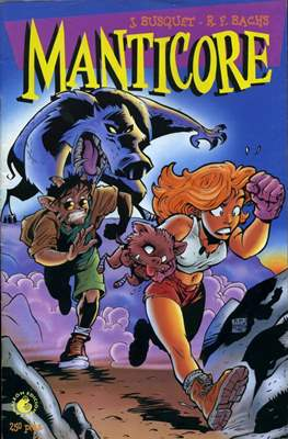 Manticore (Grapa, 28 páginas (1996-1998)) #1