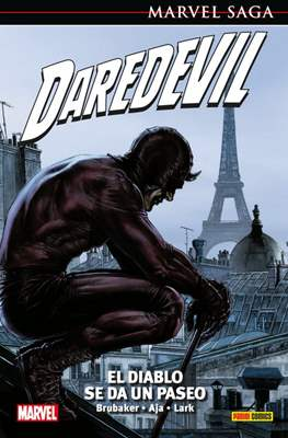 Marvel Saga: Daredevil (Cartoné) #16