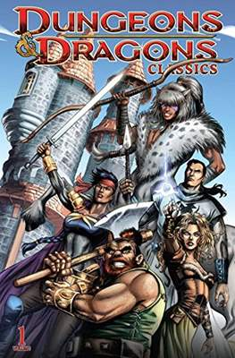 Dungeons & Dragons Classics (Softcover 200-260 pp) #1