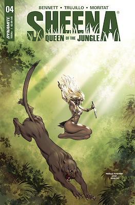 Sheena Queen of the Jungle (2017) (Grapa) #4