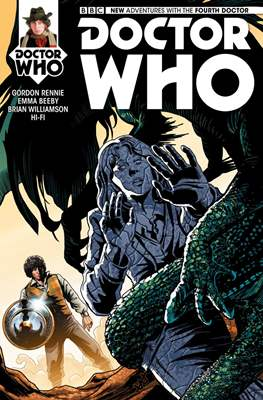 Doctor Who: The Fourth Doctor (Comic Book) #3
