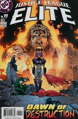 Justice League Elite (2004-2005) (Comic Book) #11