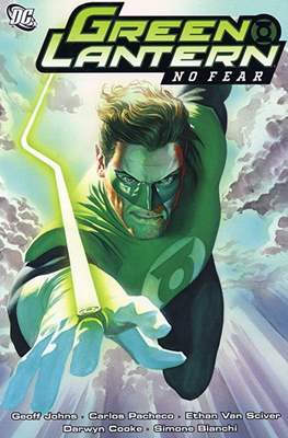 Green Lantern Vol. 4 (Hardcover) #1