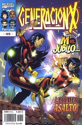 Generación-X Vol. 2 (1996-2000) (Grapa 24 pp) #45