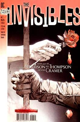 Invisibles (1994 1st Series) #7
