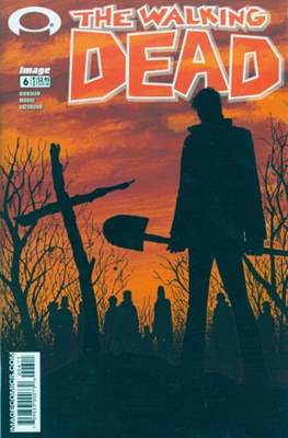 The Walking Dead (Comic-book) #6