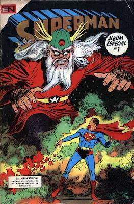 Superman - Álbum especial