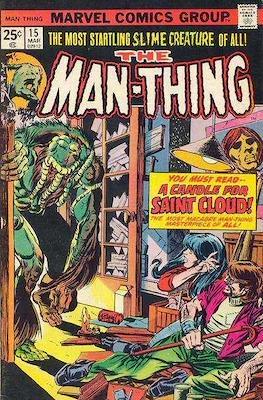 The Man-Thing Vol. 1 (1974-1975) (Comic Book) #15