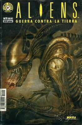 Aliens: Guerra contra la Tierra (Grapa 36 pp) #1
