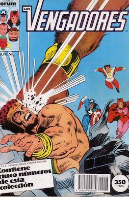 Los Vengadores Vol. 1 #3