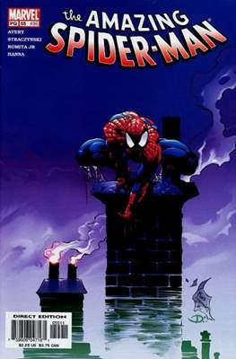 The Amazing Spider-Man Vol. 2 (1999-2014) (Comic-Book) #55 (496)