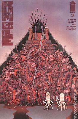 Rumble Vol. 2 (2017- Variant Cover) (Comic Book) #16.1