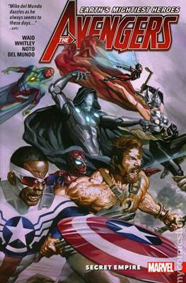 The Avengers (Vol. 7 2016- ) (Softcover) #2
