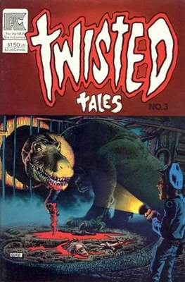 Twisted Tales (Comic Book) #3