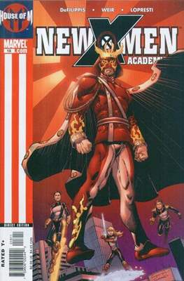 New X-Men: Academy X / New X-Men Vol. 2 (Comic-Book) #18