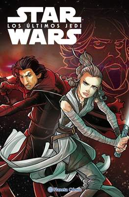 Star Wars La historia de la pelicula en comic #8