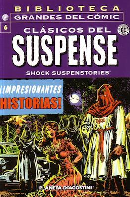 Clásicos del Suspense. Biblioteca Grandes del Cómic (Rústica 144-176 pp) #6
