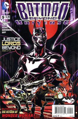 Batman Beyond Universe #9
