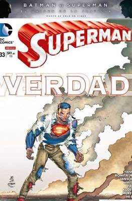 Superman (2012-2017) (Grapa) #33