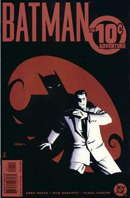 Batman- The 10-cent adventure