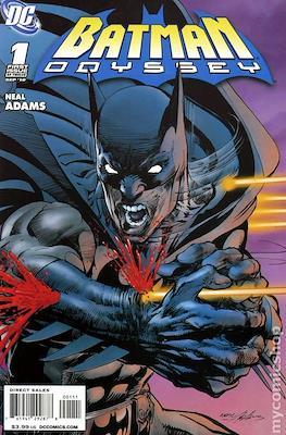 Batman: Odyssey Vol. 1 (2010-2011) (Comic Book) #1