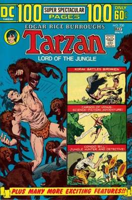 Tarzan (Comic-book) #230