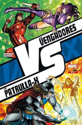 VVX: VS (2012-2013). Los Vengadores vs. La Patrulla-X (Grapa) #4