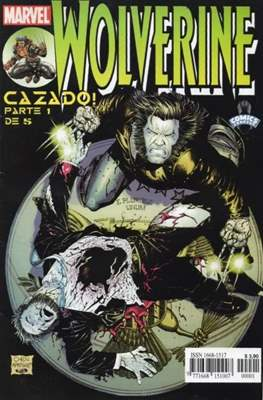 Wolverine: Cazado!