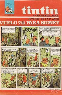 Tintin (Grapa 20 pags.) #60