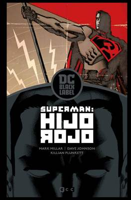 Superman: Hijo Rojo - DC Black Label (Cartoné 168 pp) #