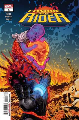 Cosmic Ghost Rider (Comic Book) #4
