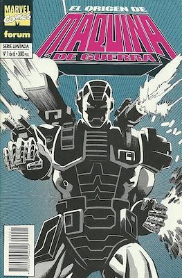 Máquina de Guerra: El origen (1994) (Grapa 48-64 pp) #1