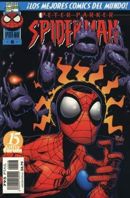 Spiderman Vol. 4 Peter Parker Spiderman ( 1997-1999) (Rústica 96-128 pp) #8